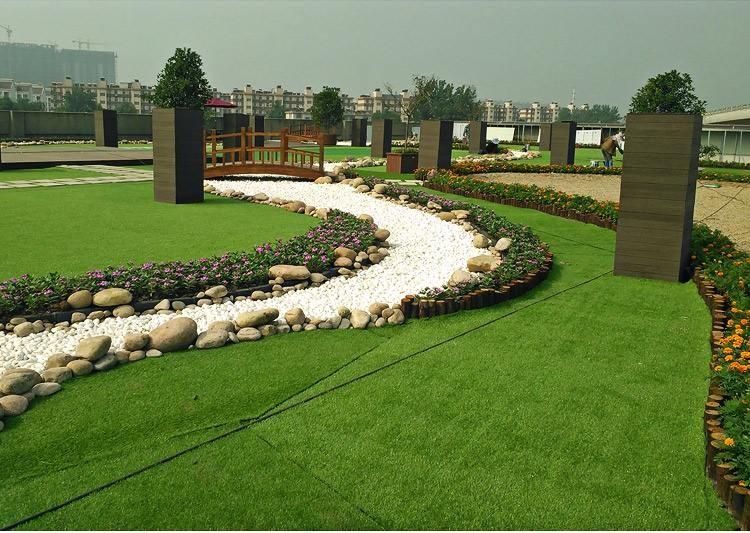园林绿化用人造草坪