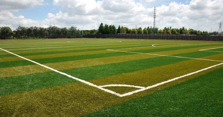 人工足球草坪运动场地类型