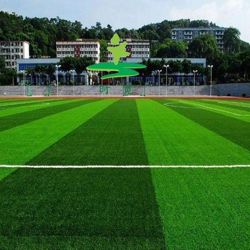 足球场人造草坪使用