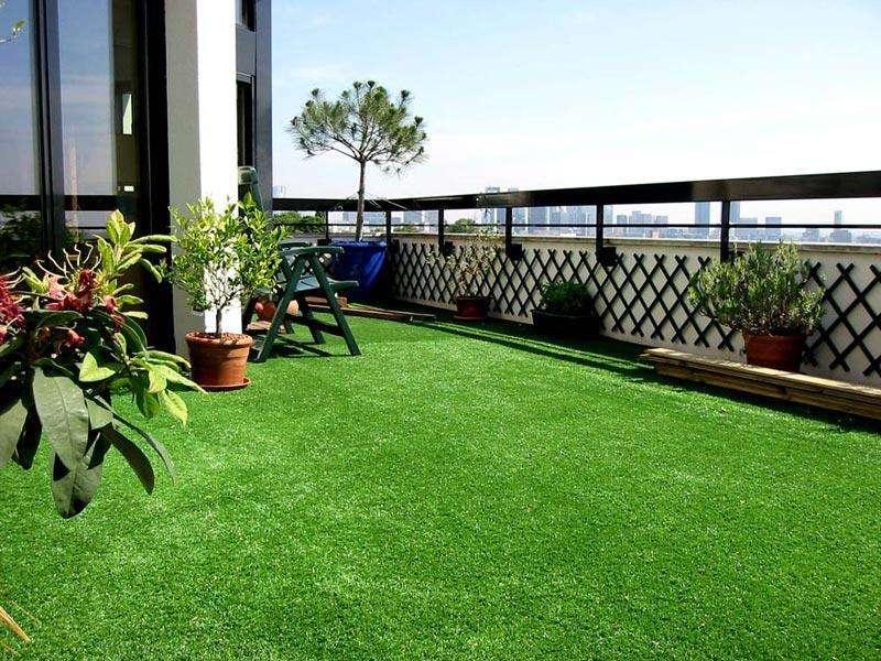人造草坪屋顶绿化的优势