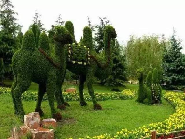 人造草坪主题公园,人造草坪公园绿化