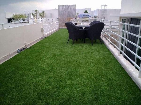 人造草坪稳固