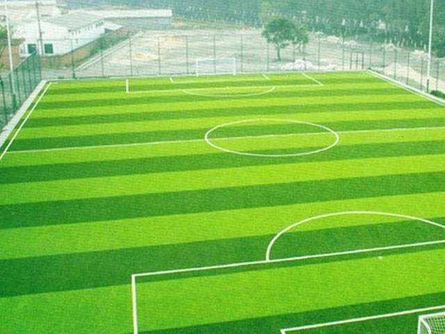 免填充人造足球草坪